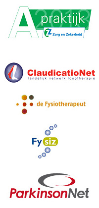 Logo's fysiotherapie